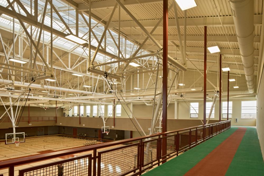 Douglas County Community Center Basketball Court