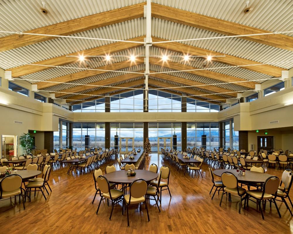 Douglas County Community Center Dinner Hall