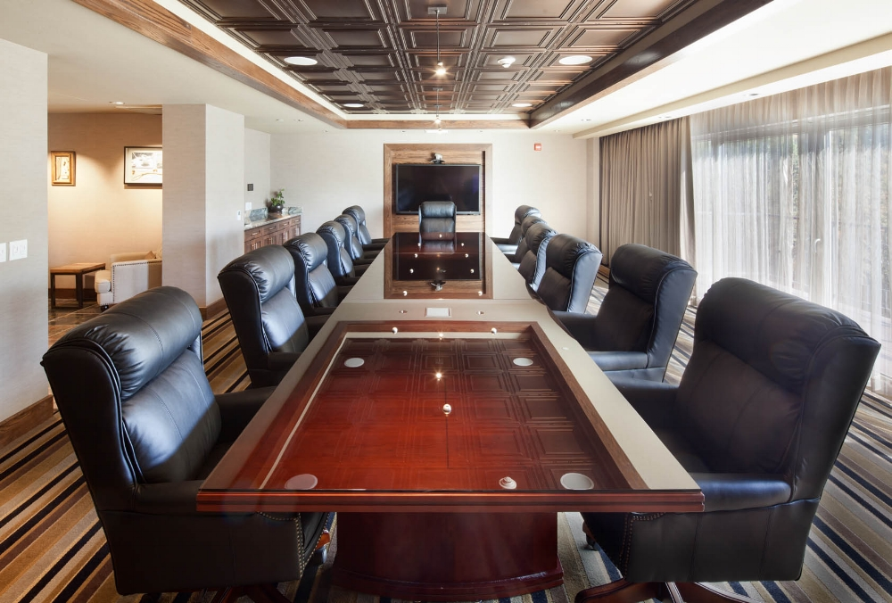 Black Oak Resort Hotel Meeting Room