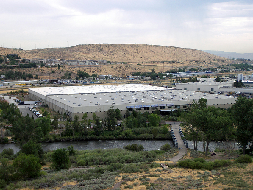 Patagonia Distribution Center Exterior