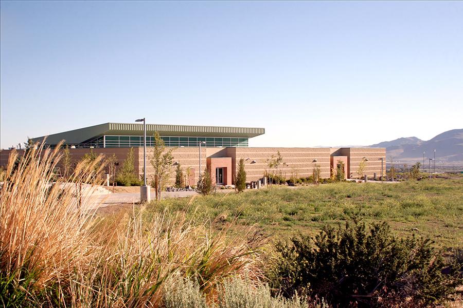 Truckee Meadows High Tech Center Exterior