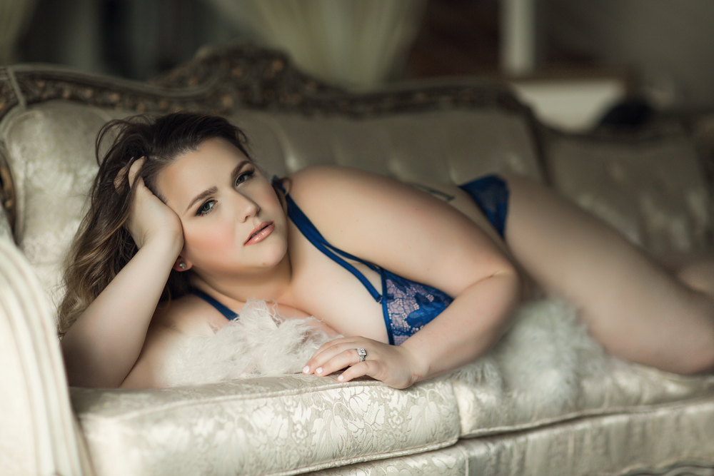 a734a5c6907 By New Jersey Nyc Boudoir Photographer Cate Scaglione. A Curvy Dess  Redefines Plus Size ...