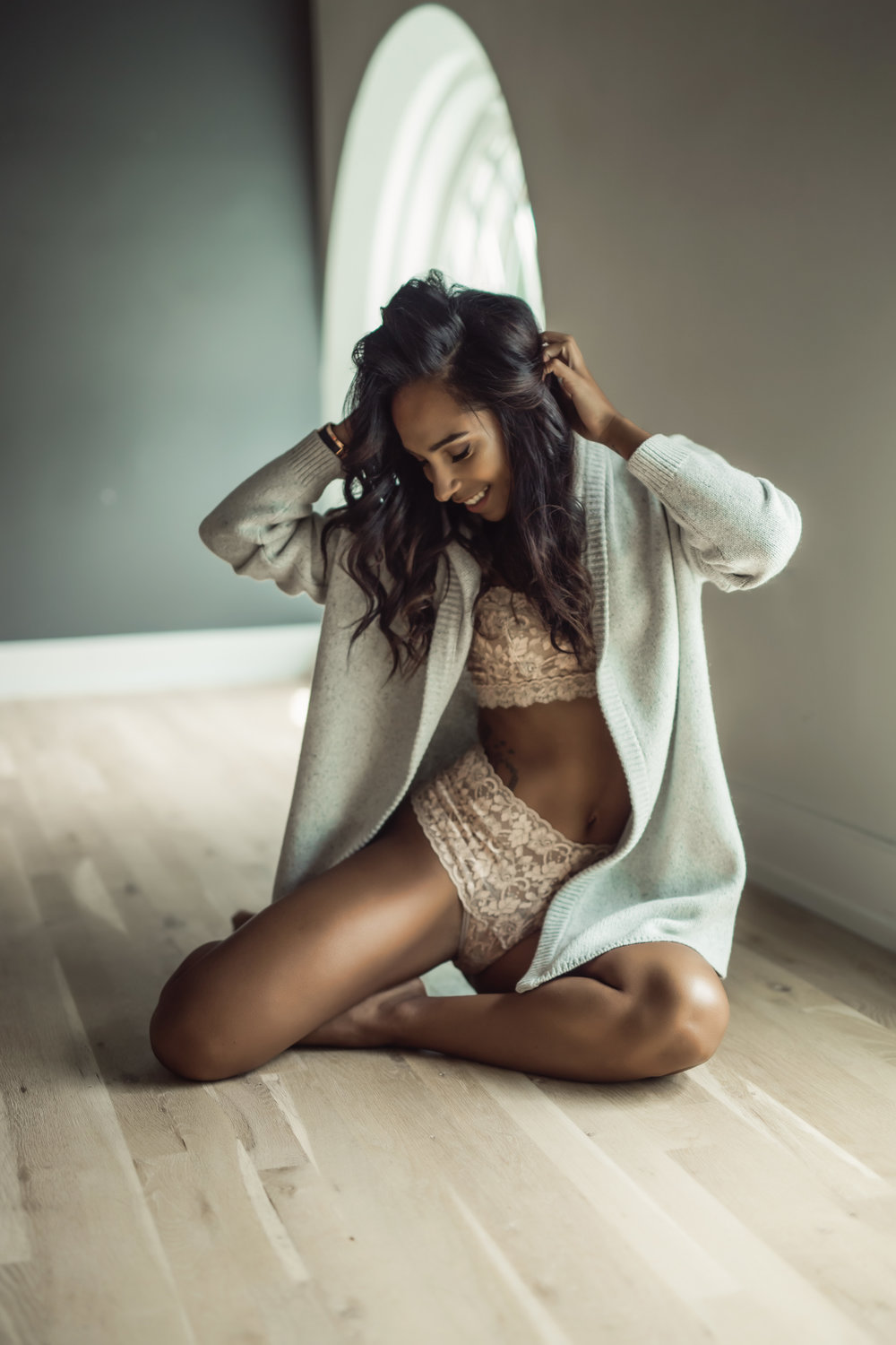 by Cate Scaglione|   LIFE AS FINE ART BOUDOIR  | Lingerie by  Sweetest Sin Boutique, Red Bank  Styling for Life As Fine Art by:   L'Studio,  Monmouth Street Red Bank