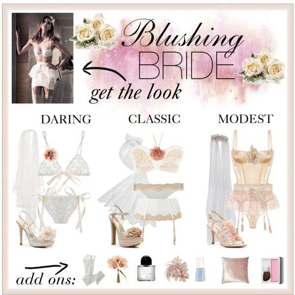 Classic Bridal Whites.