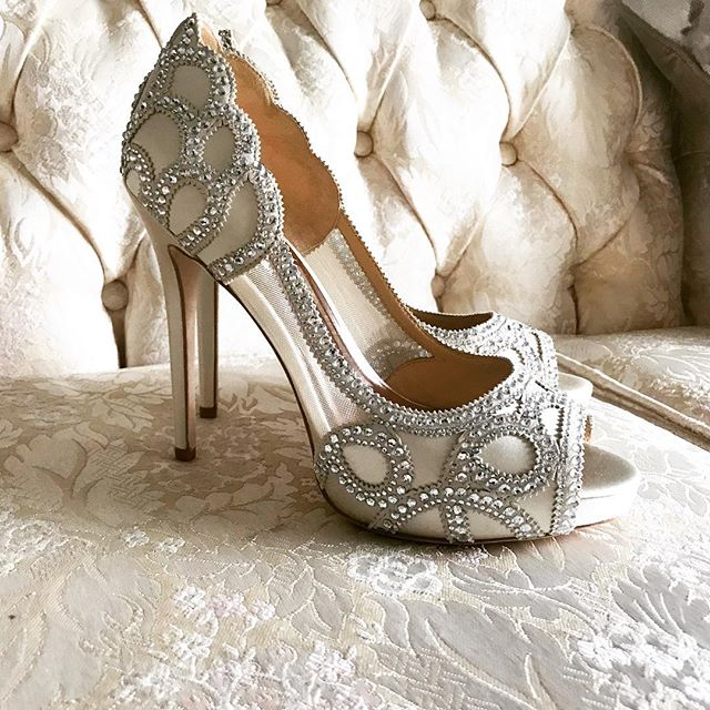My Client's shoe game is STRONG today. Badgley Mischka for the win! #boudoir #boudoirphotoshoot #boudoirinspiration #badgleymischka #redbank #redbanknj