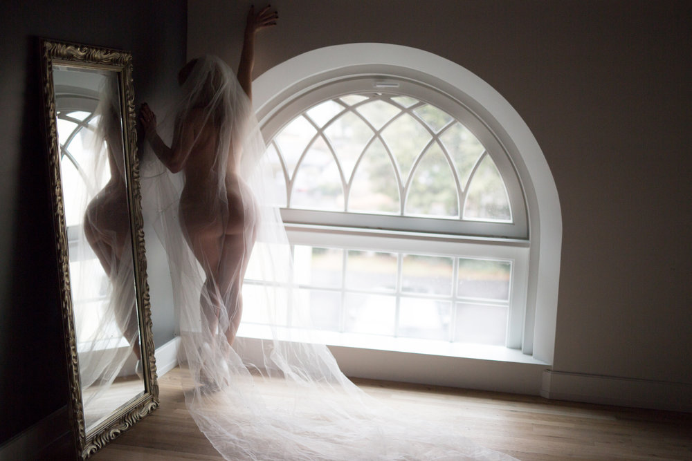 LifeAsFineArt.com | Image from a session with a Bridal Boudoir Client