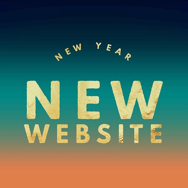 Start 2017 off with a bang 💥 The new year shouldn't just be all about your health, but your business too! Don't forget that your website is the first impression to all of your customers and potential ones as well. With a new website, you can focus on what you're meant to do & kick butt 👊🏼