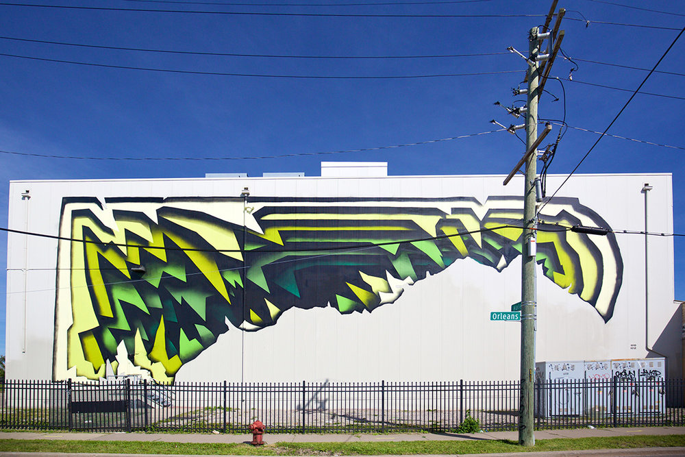 1010's 2016 Mural