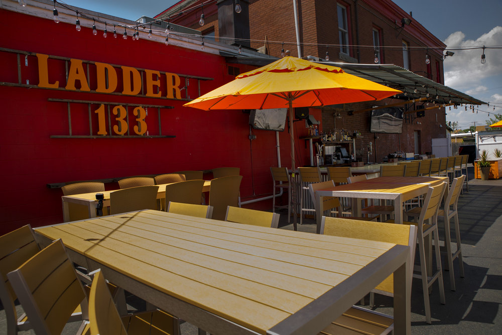 Stay Cool This Summer And Enjoy The All New Patio & Bar.  -