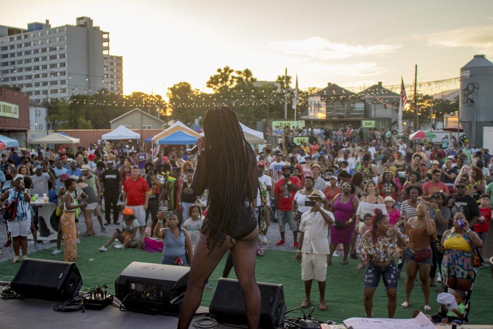 carnival new orleans nola caribbean festival soca reggae music