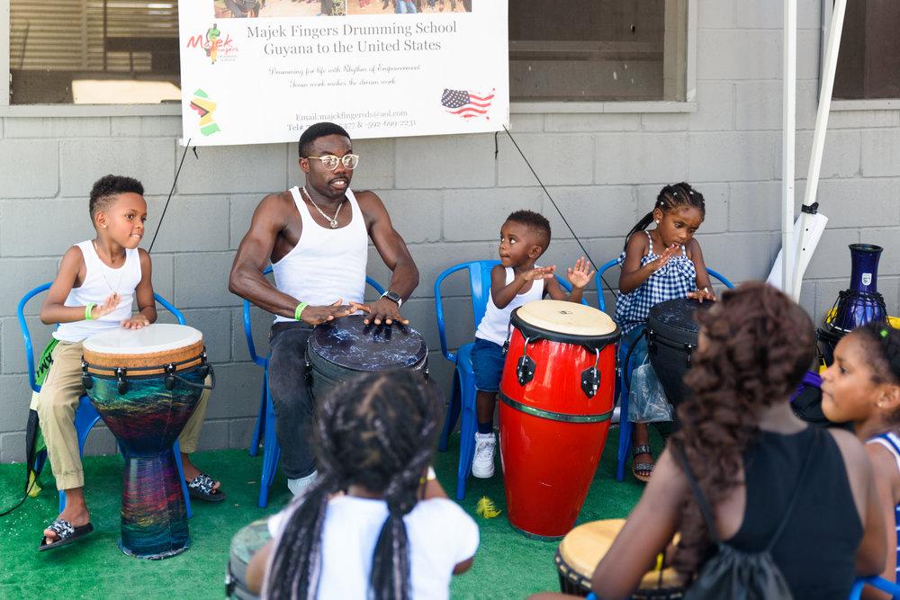 carnival new orleans nola caribbean festival soca reggae kids