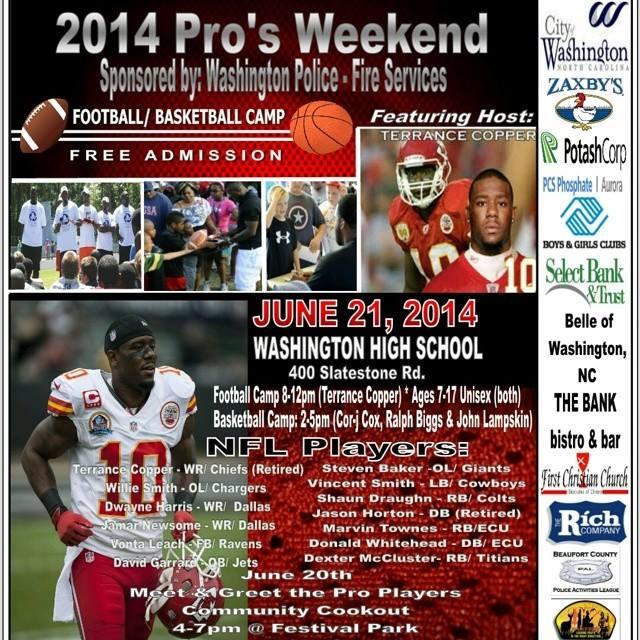 2014 Pro's Weekend