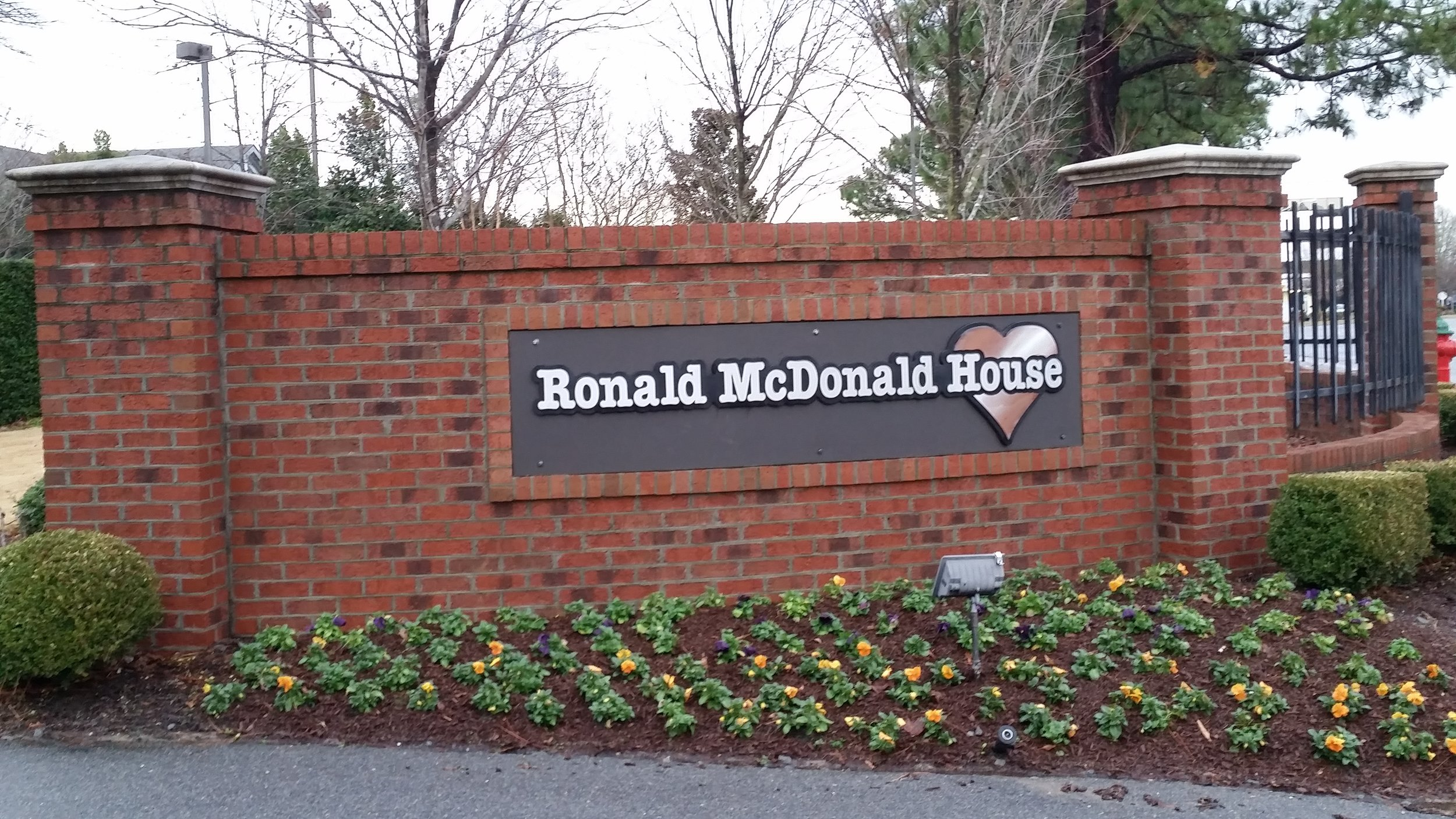 Greenville NC Ronald McDonald House