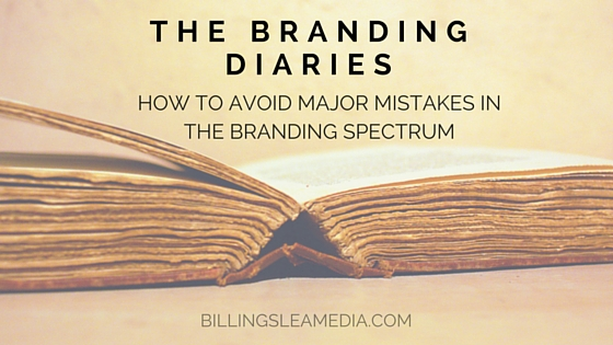 the branding diaries