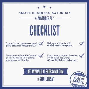 - Want to support local businesses? Here are a couple of ways to get involved