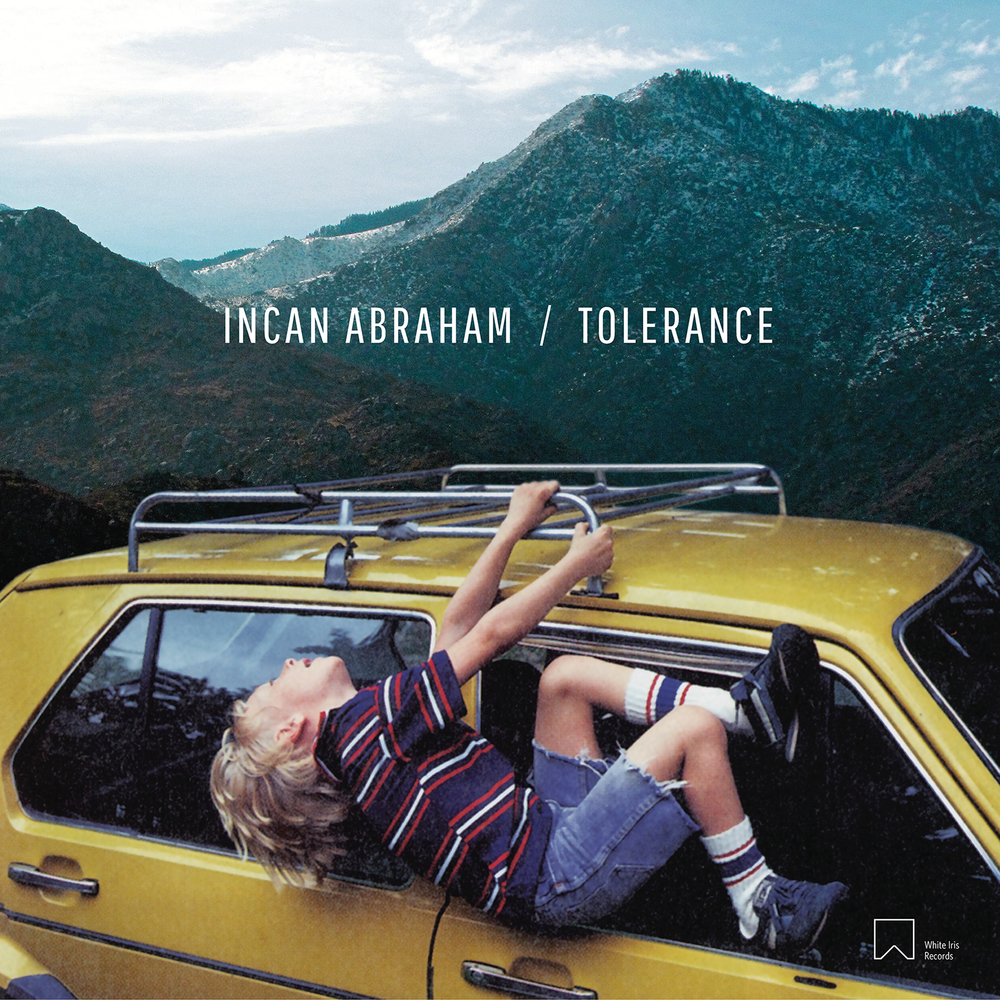 ALBUM COVER FOR  TOLERANCE   (2014)  /  PRODUCED BY LEWIS PESACOV (BEST COAST, FIDLAR) / RELEASED VIA WHITE IRIS RECORDS