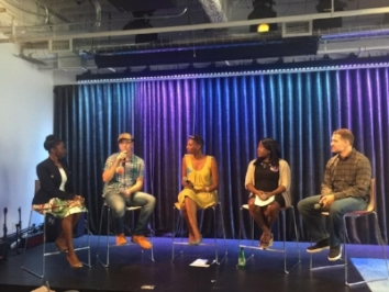 Breaking Glass Forums Allyship Panel, hosted by Pandora, June 19, 2017
