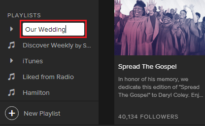 dj your own wedding playlists 2