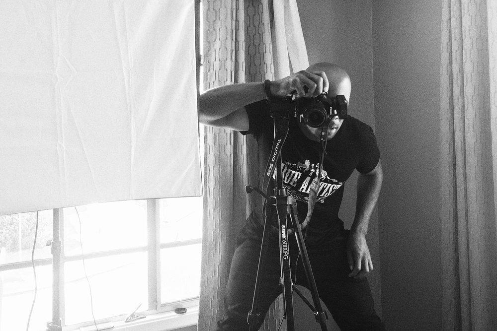 Photographer Shon Fuller