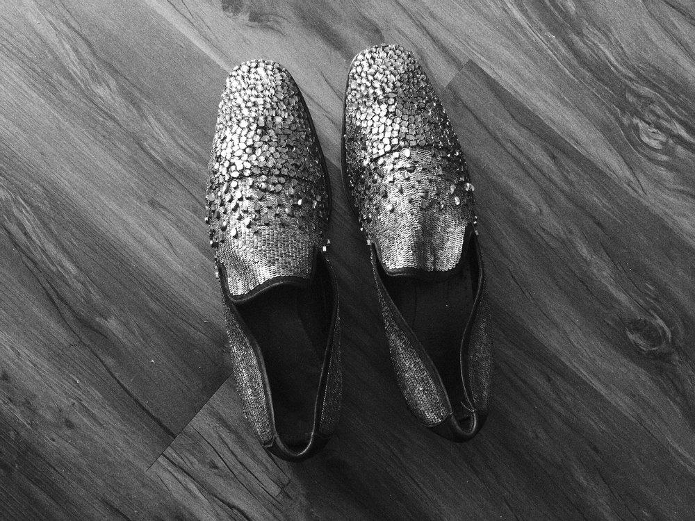 Studded Slipper