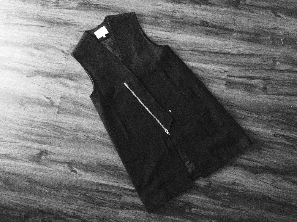 Zipper Waistcoat