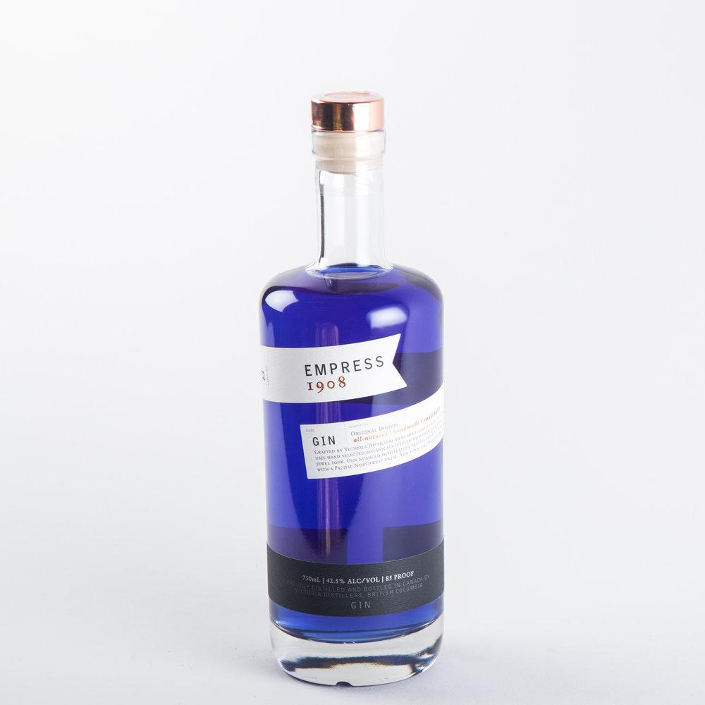 Victoria Distillers - Empress 1908 Gin