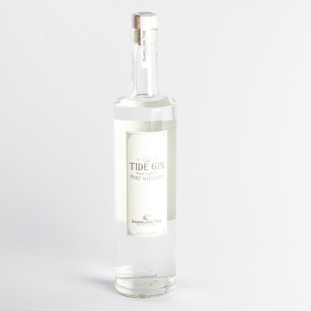 Barrelling Tide - Tide Gin