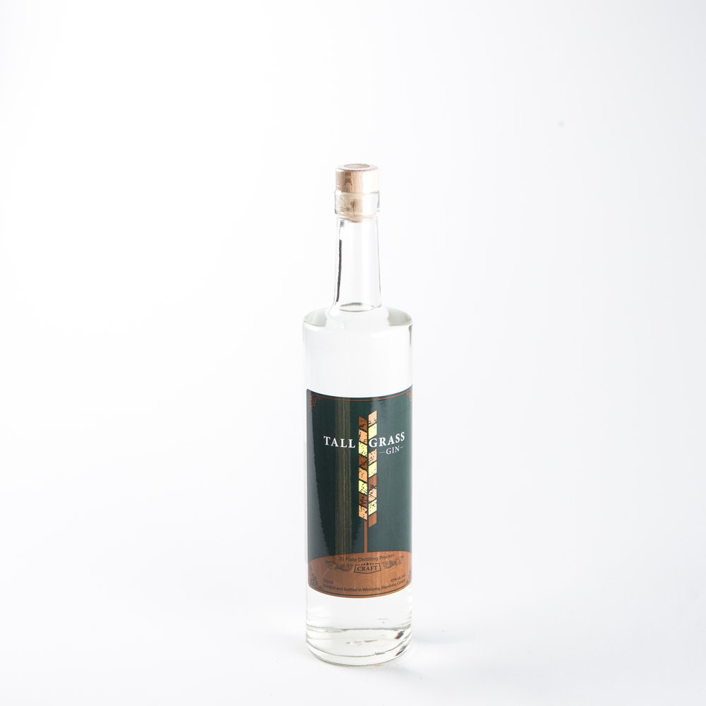 Capital K - Tall Grass Gin
