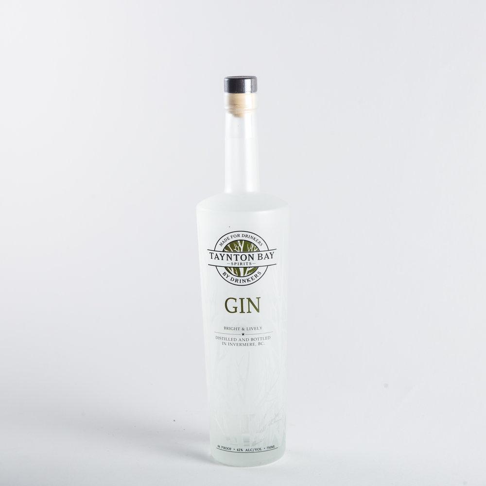 Taynton Bay - Gin