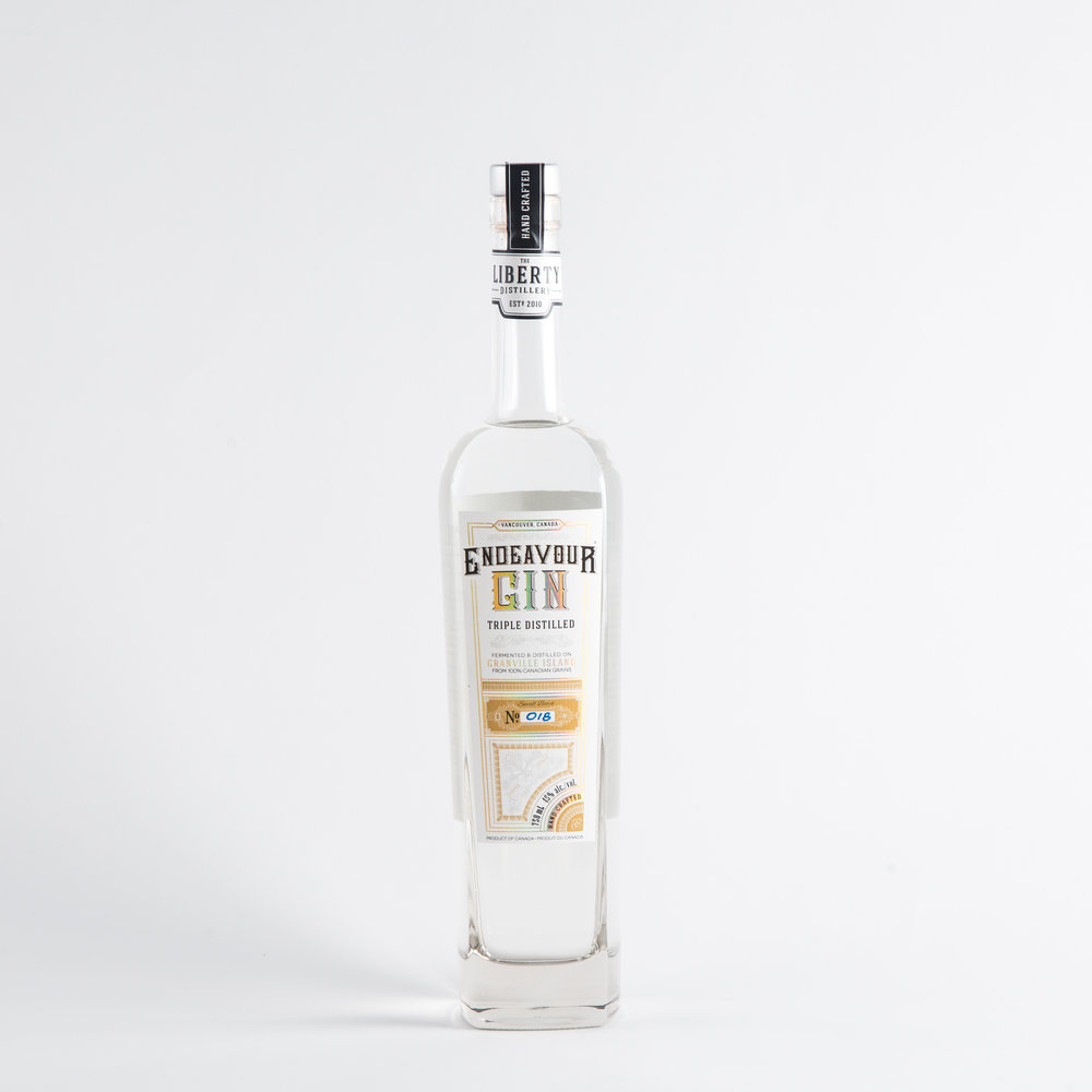 The Liberty Distillery - Endeavour Gin