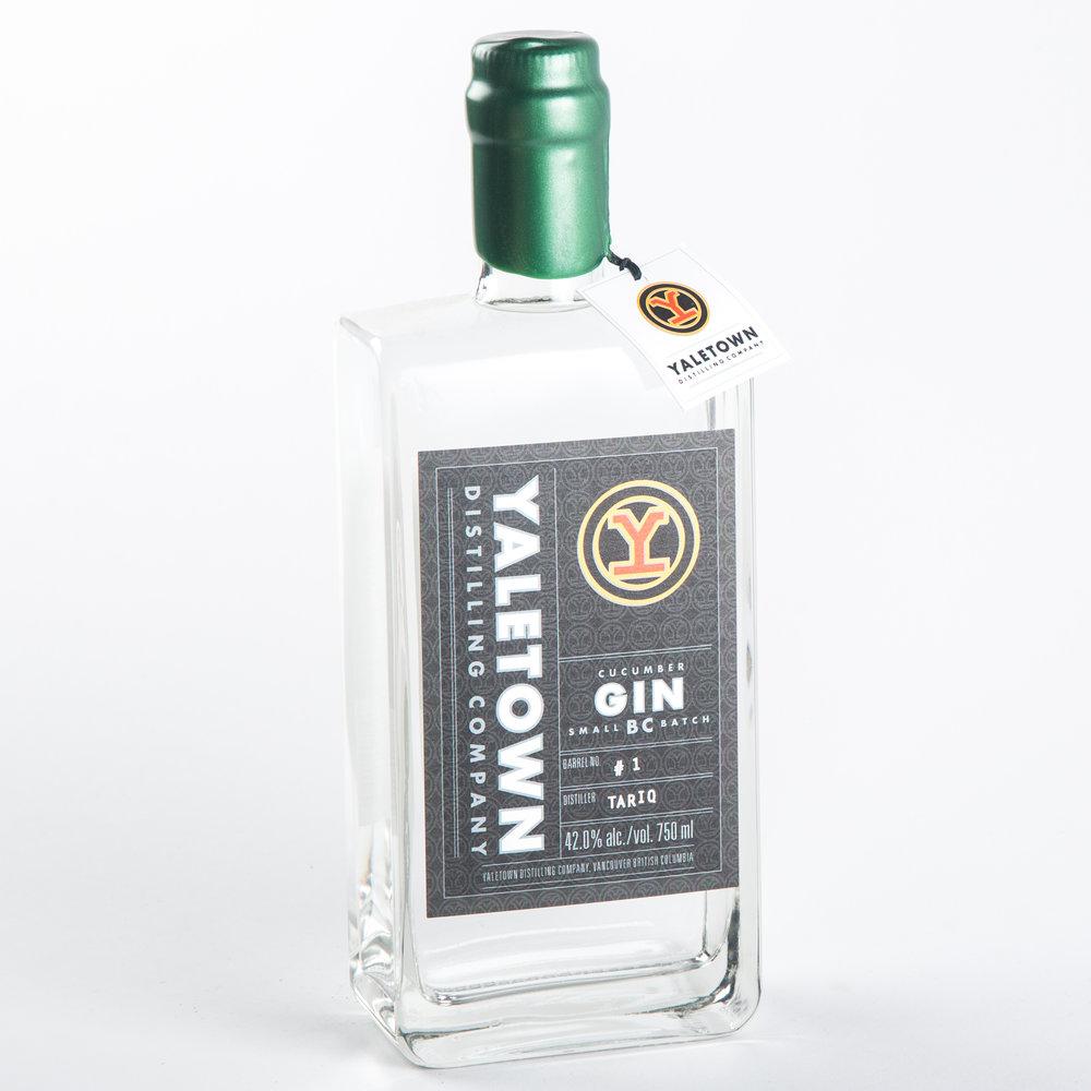 Yaletown Distilling Company - Cucumber Gin