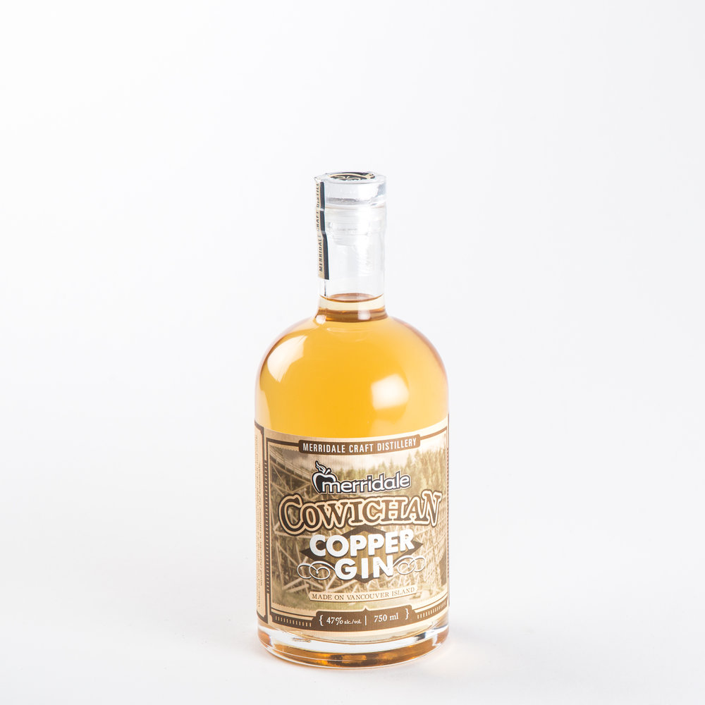 Merridale Craft Distillery - Copper Gin