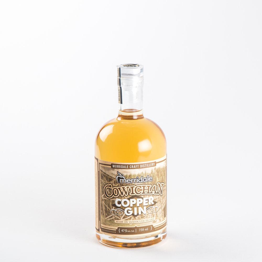 Merridale - Cowichan Copper Gin