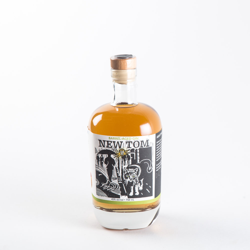 De Vine Spirits - New Tom Gin