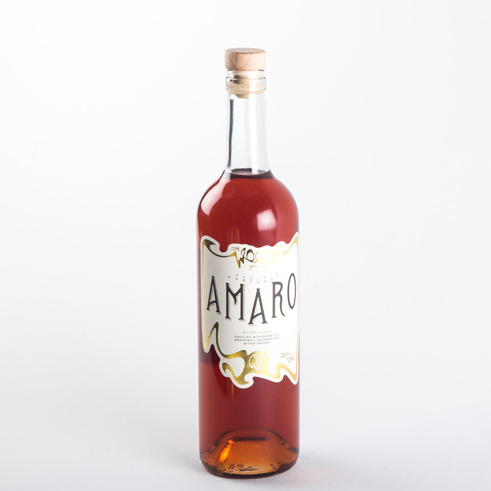 The Woods Spirit Co - Pacific Northwest Amaro