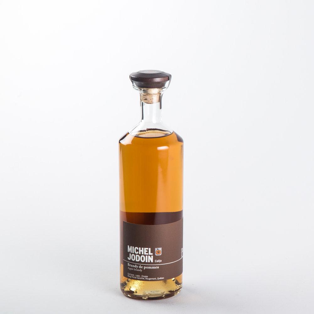 Cidrerie Michel Jodoin - Brandy de pommes