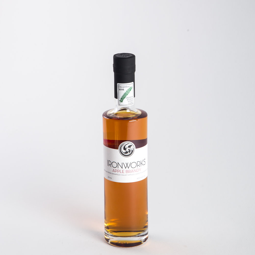 Ironworks - Apple Brandy