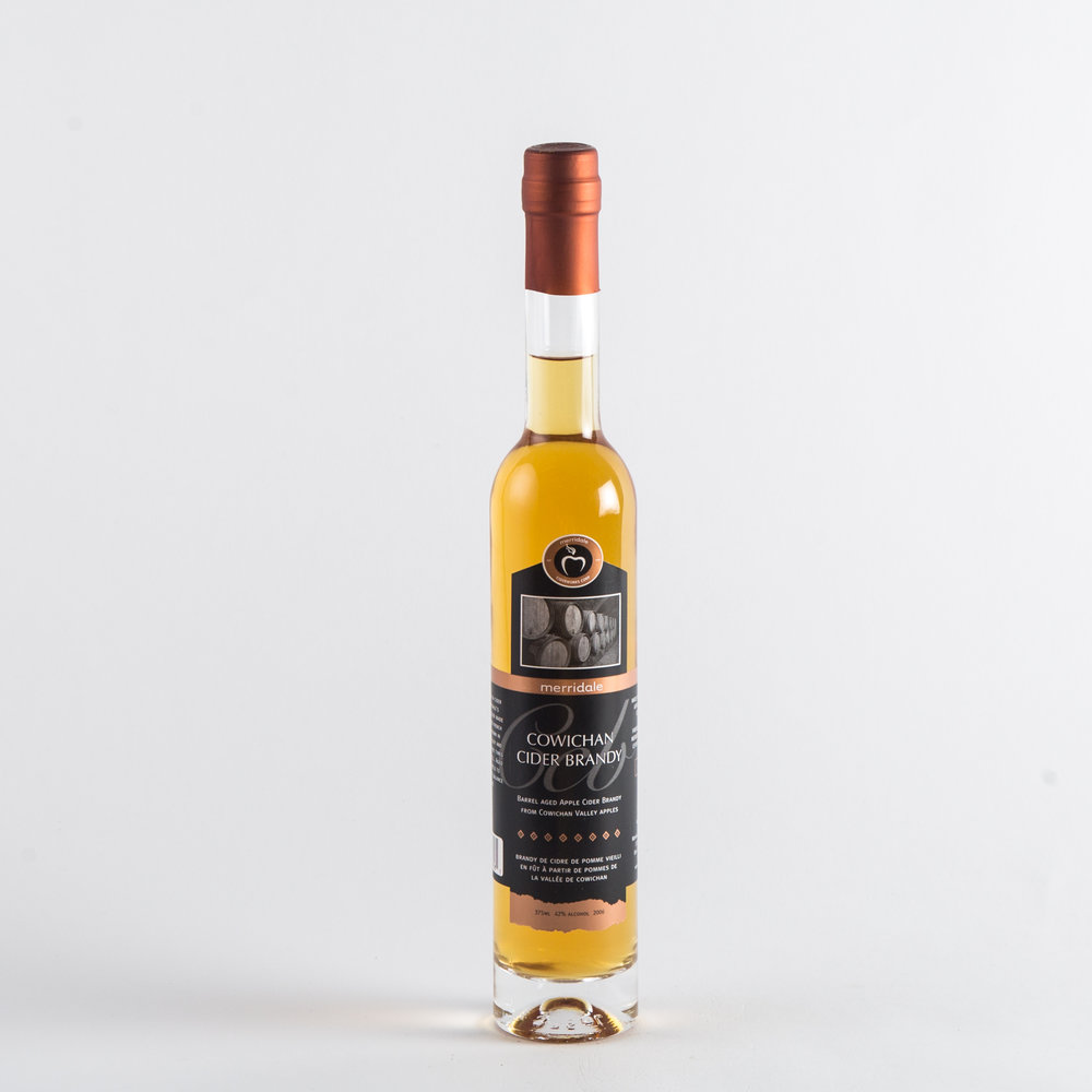Merridale - Cowichan Cider Brandy