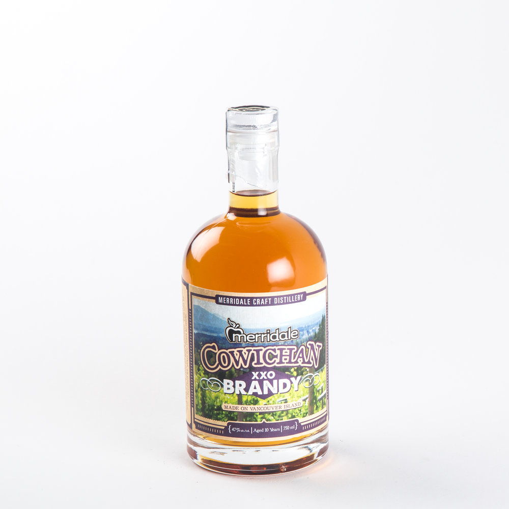 Merridale - Cowichan XXO Brandy