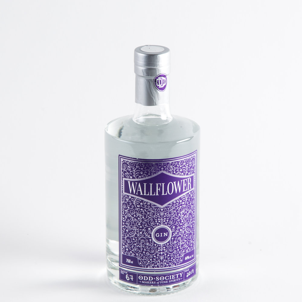 Odd Society Spirits - Wallflower Gin