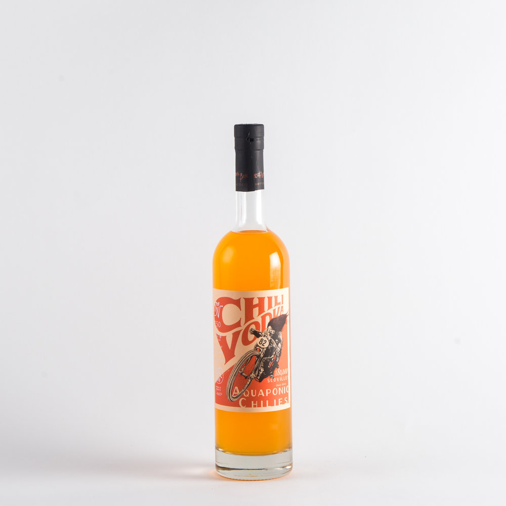 Sons of Vancouver - Chili Vodka