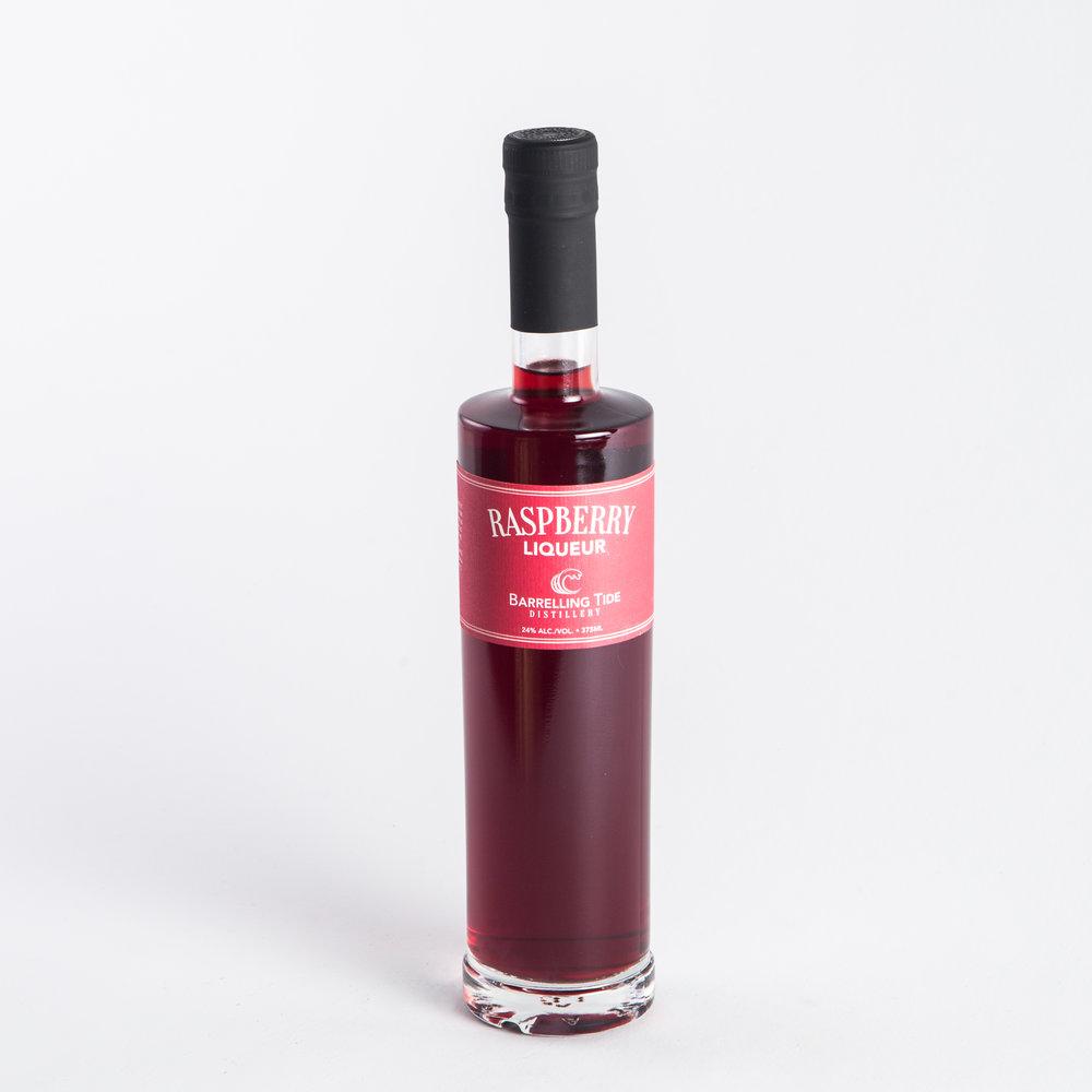Barrelling Tide - Raspberry Liqueur
