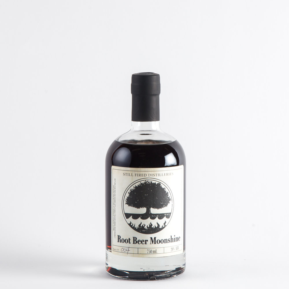 Still Fired Distilleries - Root Beer Moonshine