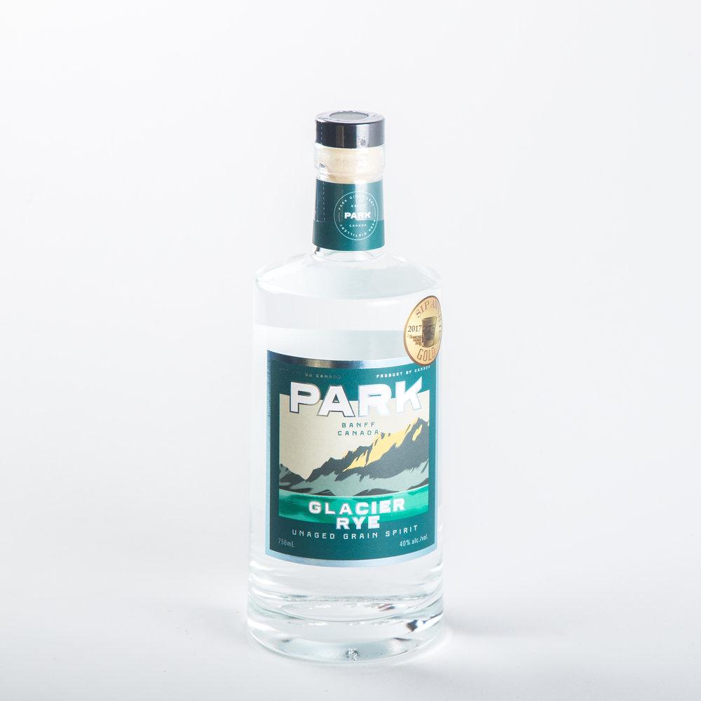 Park Distillery - Glacier Rye
