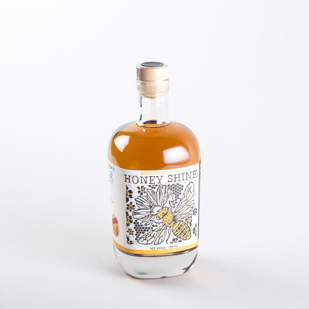 De Vine Spirits - Honey Shine