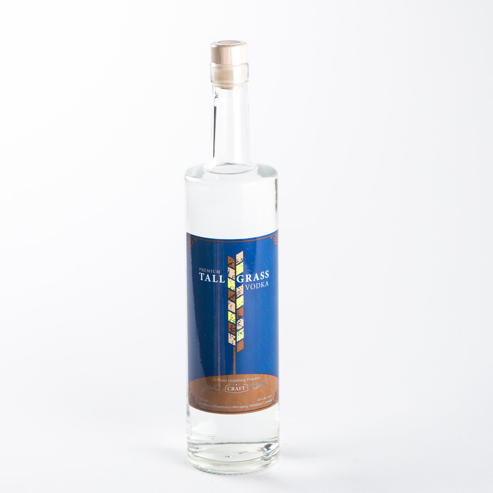 Capital K - Tall Grass Vodka