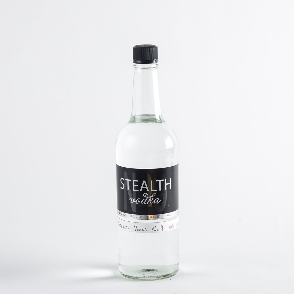 Stealth - No. 9 Vodka