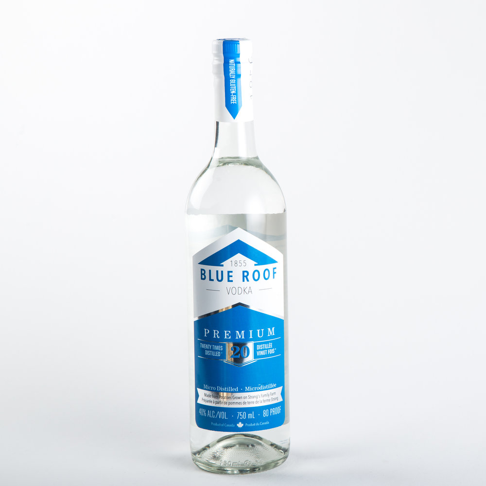 Blue Roof - Premium Vodka