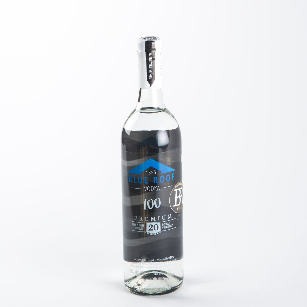 Blue Roof - Vodka 100