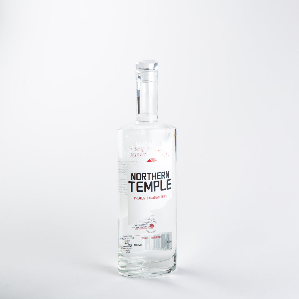 Nickle9 Distillery - Northen Temple Vodka